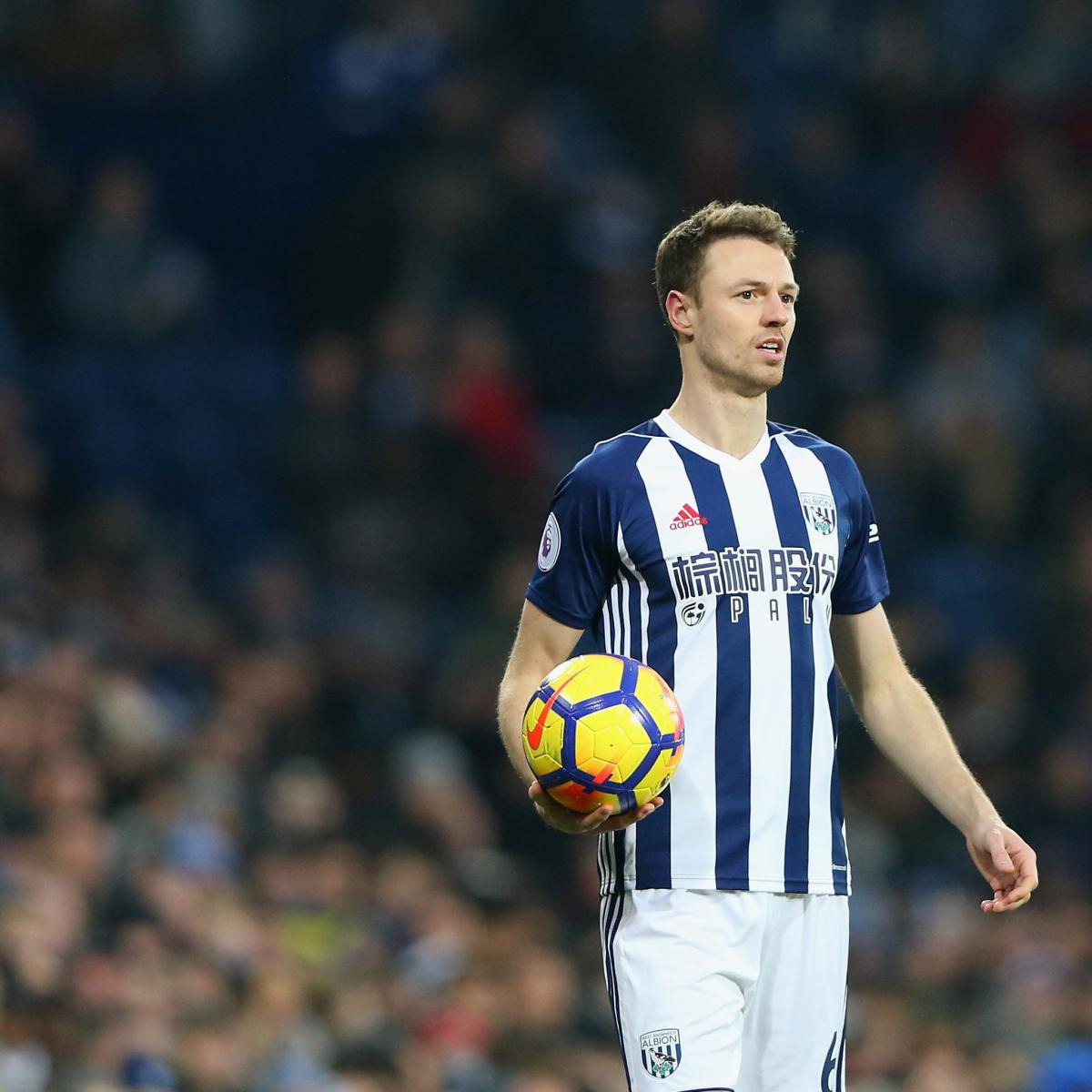 Arsenal Transfer News: Jonny Evans Move Planned And More