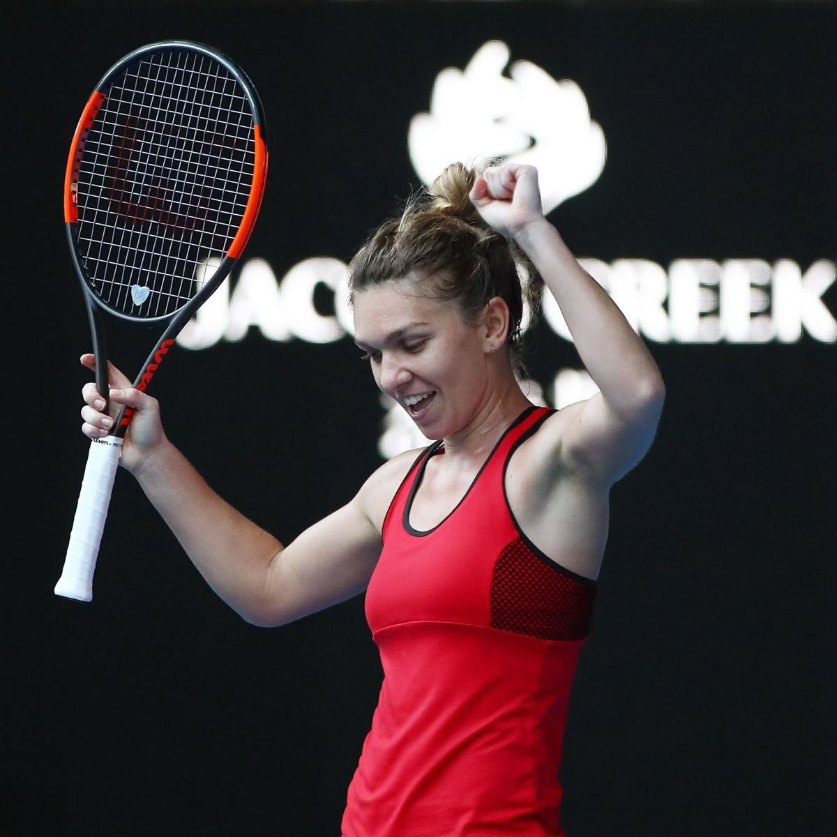 Australian Open 2018 Women's Final: TV Schedule, Start