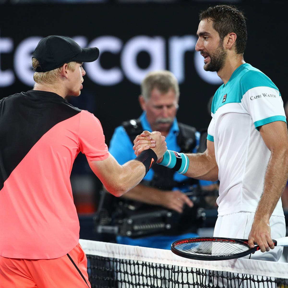 Australian Open 2018 Schedule: Thursday Replay TV Coverage