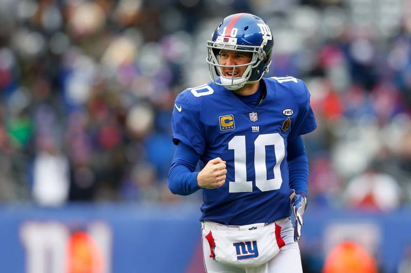 Dave Gettleman Talks Eli Manning, Says Giants Will Draft
