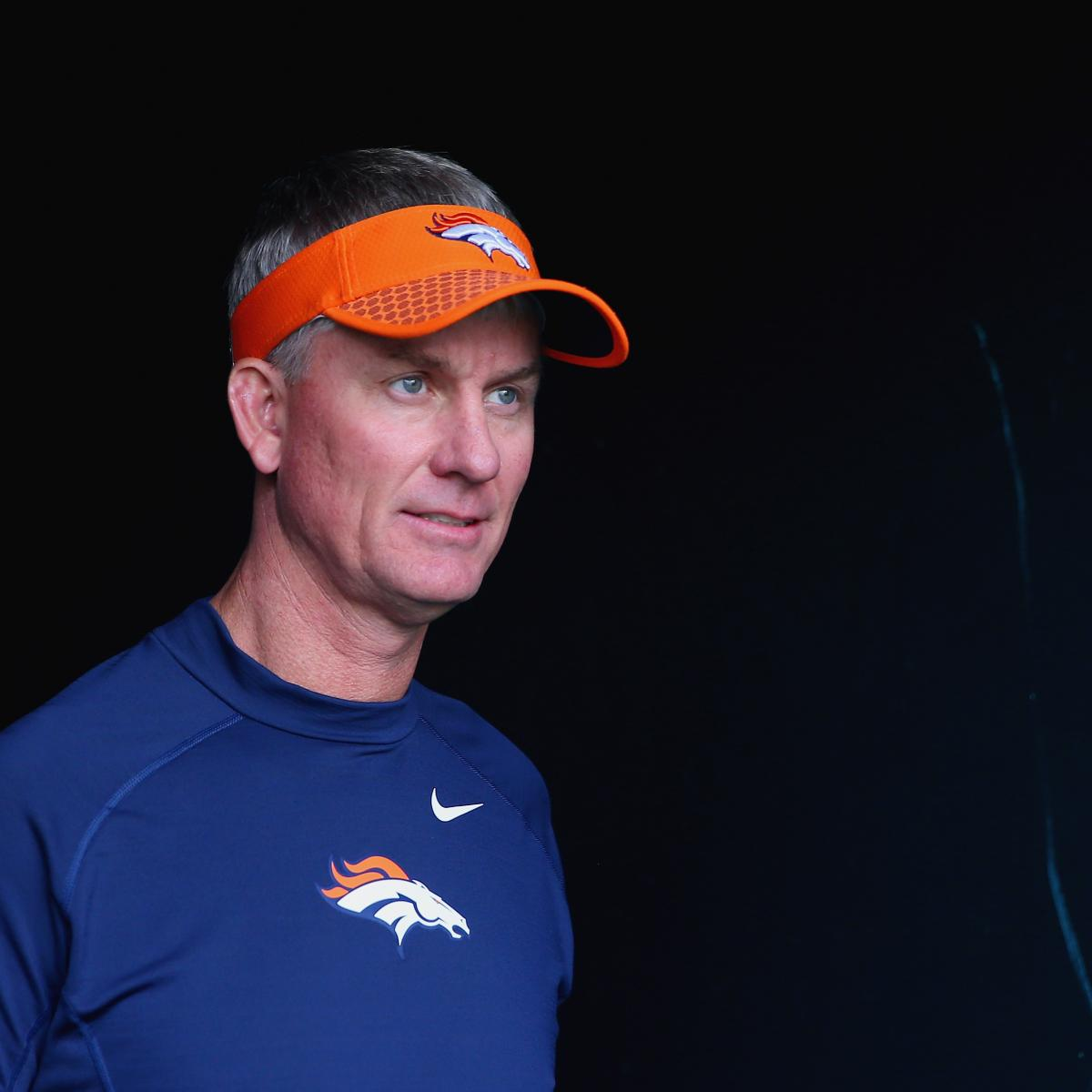 San Diego Chargers Coaching Staff: Mike McCoy Reportedly Will Be Named Cardinals Offensive