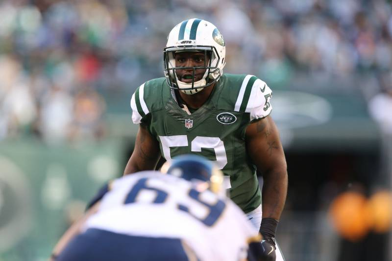 c22a489a16c David Harris Retires from NFL After 11 Seasons with Jets, Patriots ...