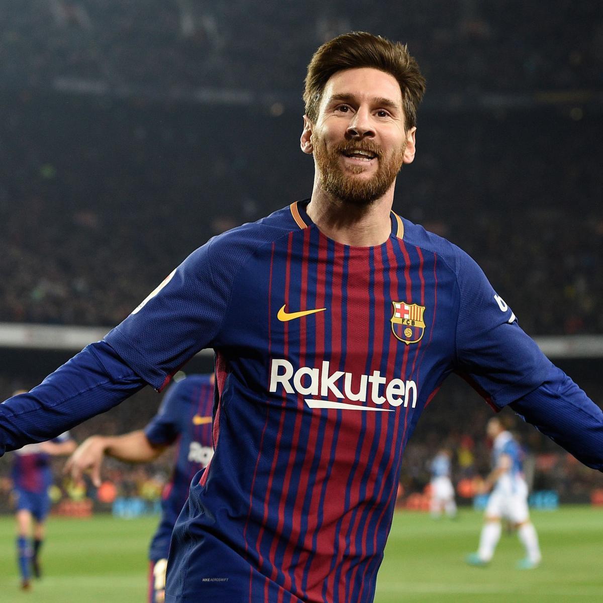 Copa del Rey Draw 2018: Full Semi-Final Fixtures and Dates ...