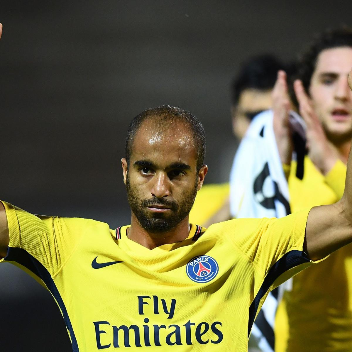 Lucas Moura Equipos Actuales: Tottenham Transfer News: Latest Rumours On Lucas Moura And
