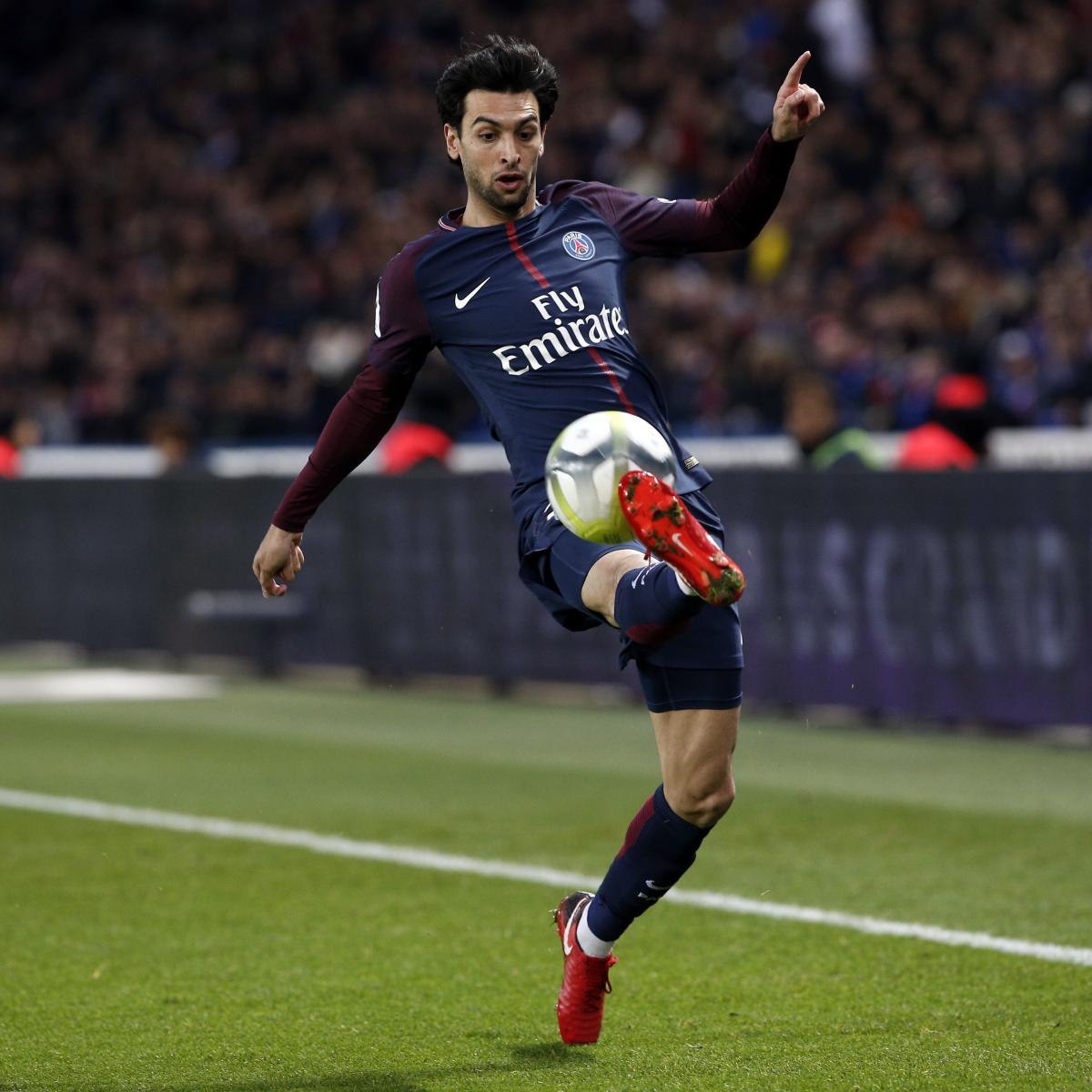Javier Pastore: Liverpool Transfer News: Javier Pastore Reportedly Rejects