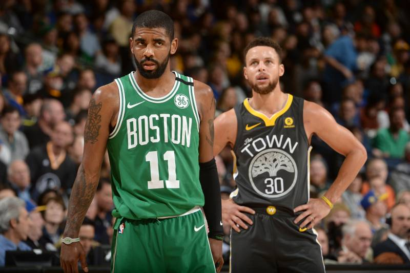 c9c75cc97bbd Steph-Kyrie Rivalry Heats Up