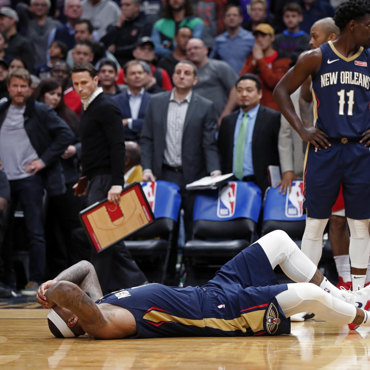 Fatigue Likely Contributed To DeMarcus Cousins Achilles Injury