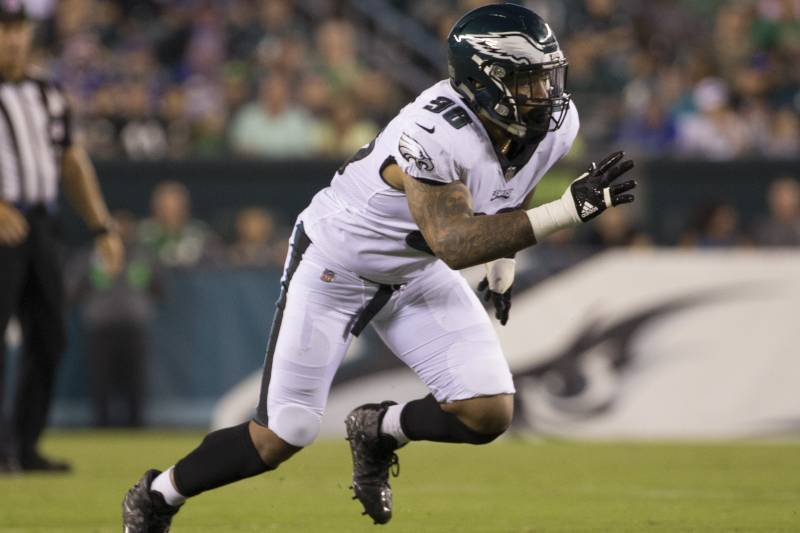 the latest 270c1 0f226 Eagles DE Derek Barnett Reportedly Underwent Sports Hernia ...