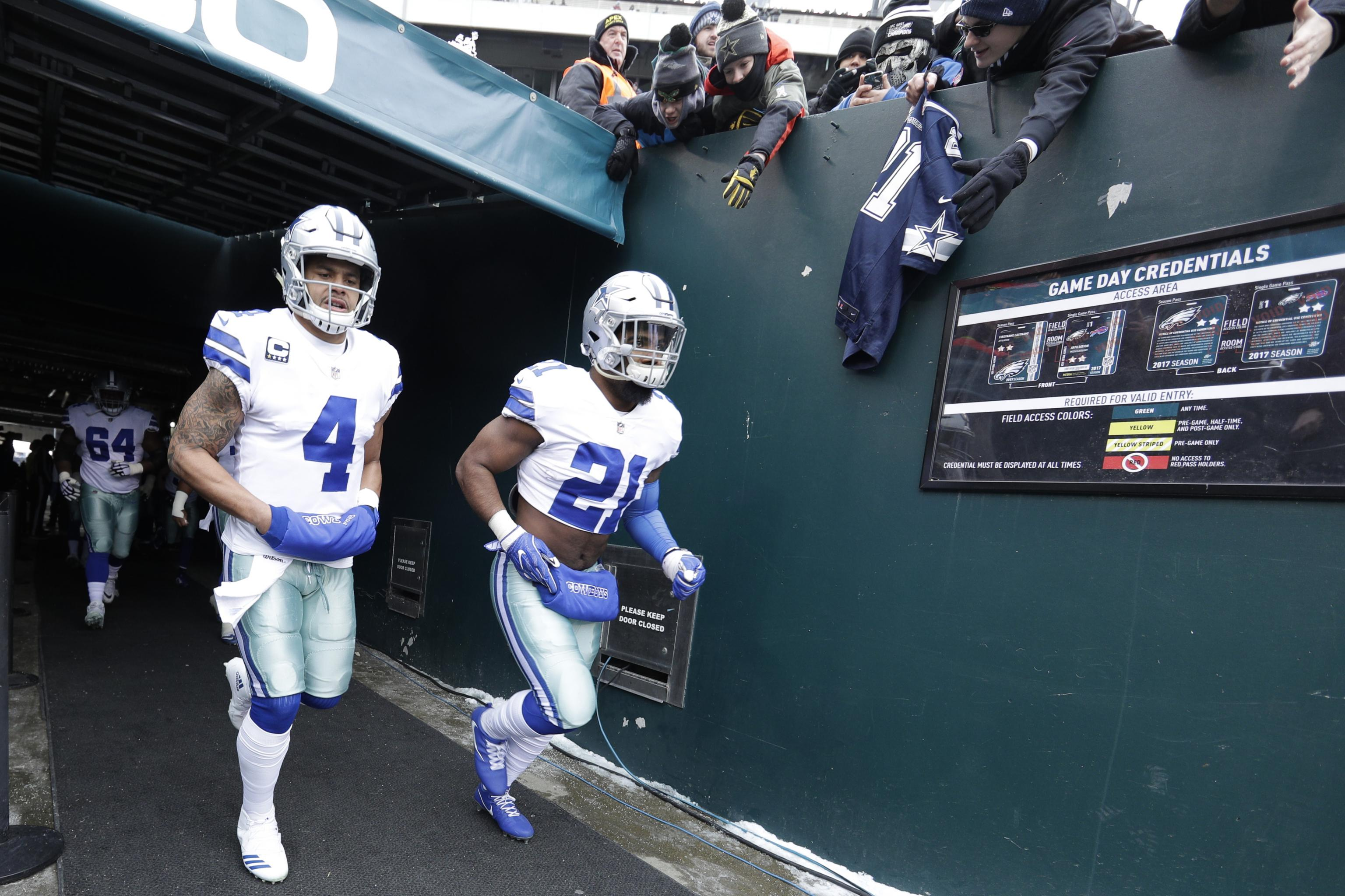 c2defad6 Dak Prescott, Ezekiel Elliott, Tom Brady Lead NFLPA's Merchandise ...
