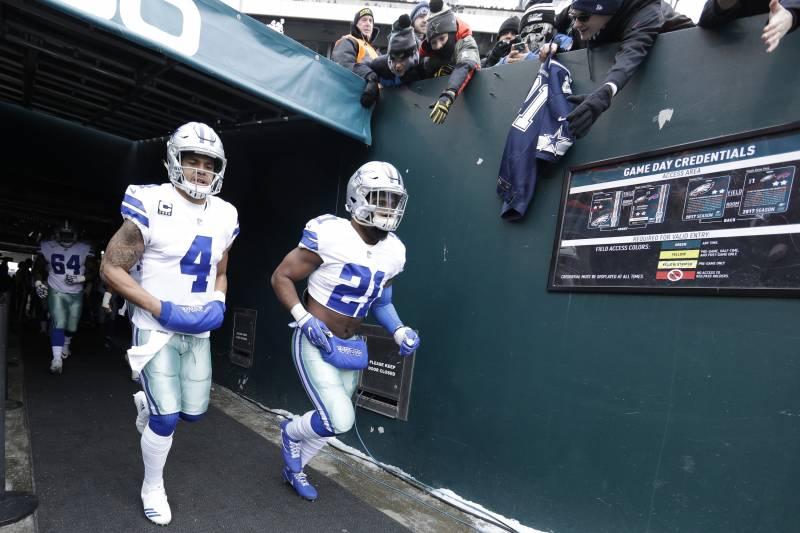 online store 5839e cd79f Dak Prescott, Ezekiel Elliott, Tom Brady Lead NFLPA's ...