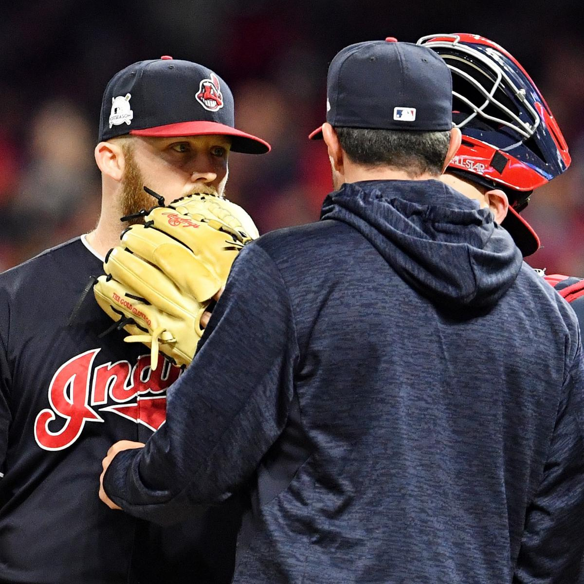 44438e9008b Indians to Stop Using  Chief Wahoo  Logo on Uniforms Starting in 2019  Season