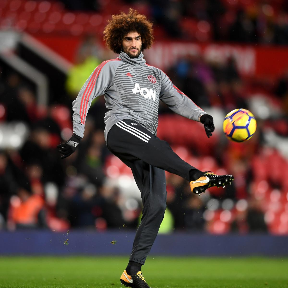 Manchester United Transfer News Latest Rumours On Lucas: Manchester United Transfer News: Latest On Marouane