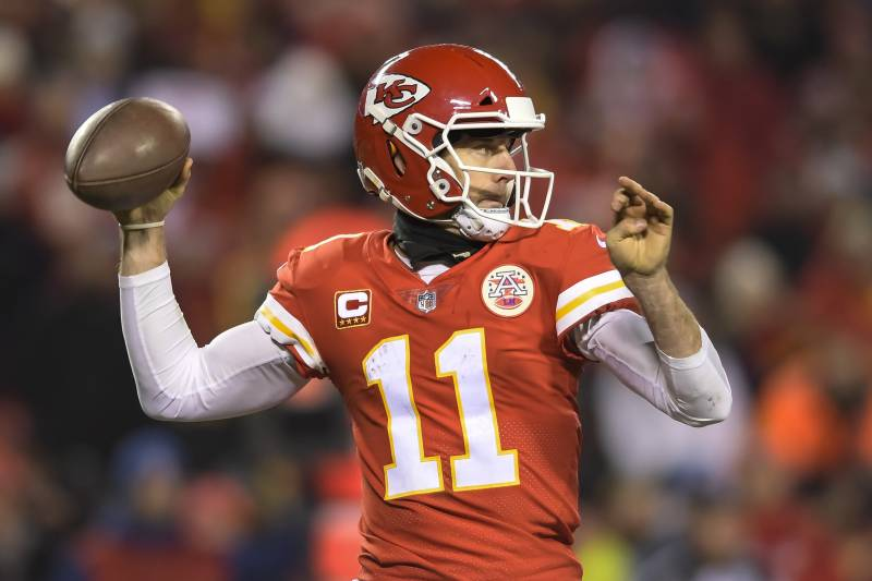df9ea40299e Alex Smith's Reported Trade to Redskins Leaves Twitter Stunned ...
