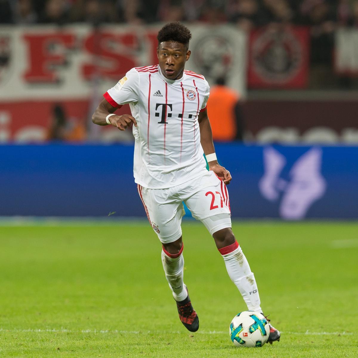 Barcelona transfer news bayern munich 39 s david alaba - David llorens ...