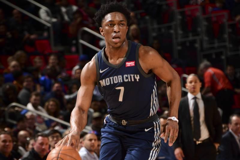 Pistons Trade Rumors: Stanley Johnson Available