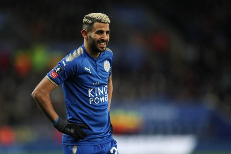 e22d22b07bc Manchester City Transfer News  Riyad Mahrez Interest Dissolves in ...