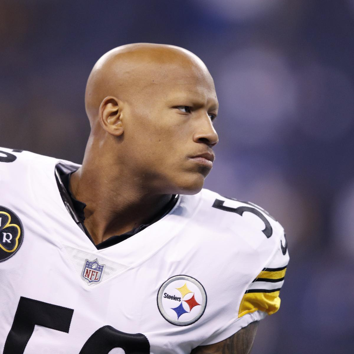 Ryan Shazier Discharged from Rehab Facility to Continue ...