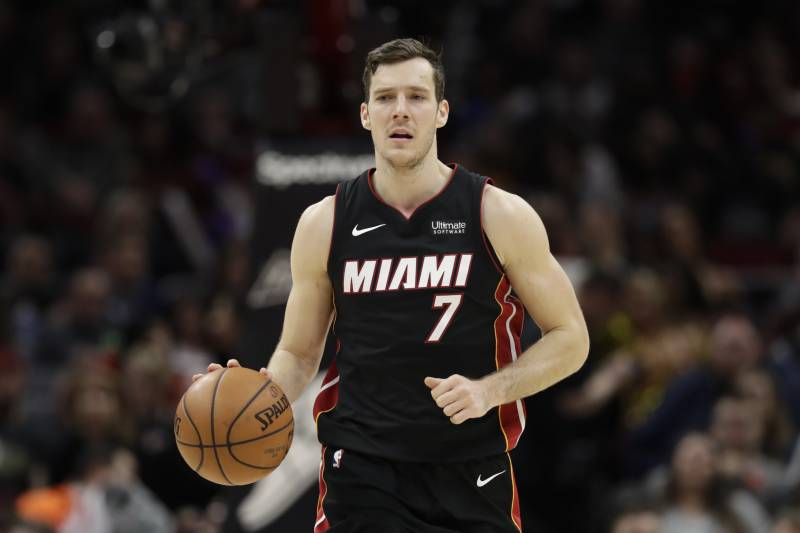 7946a255607 Goran Dragic to Replace Kevin Love at 2018 NBA All-Star Game After PF s  Injury