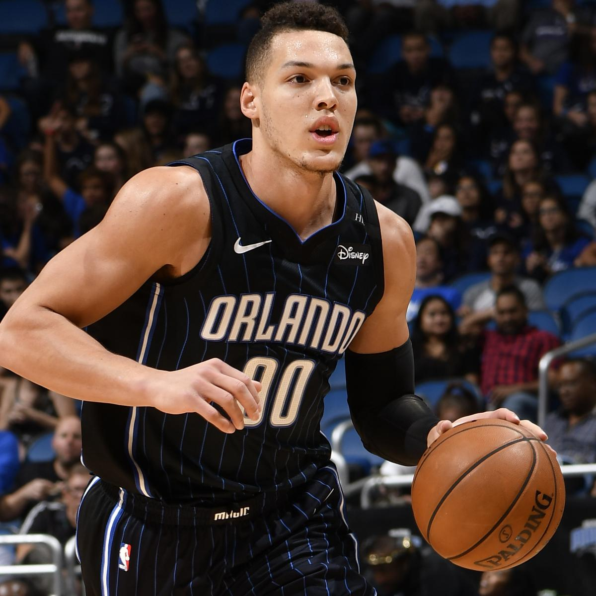 Shooting Range Orlando >> Aaron Gordon Not Moved by Magic Before 2018 NBA Trade ...