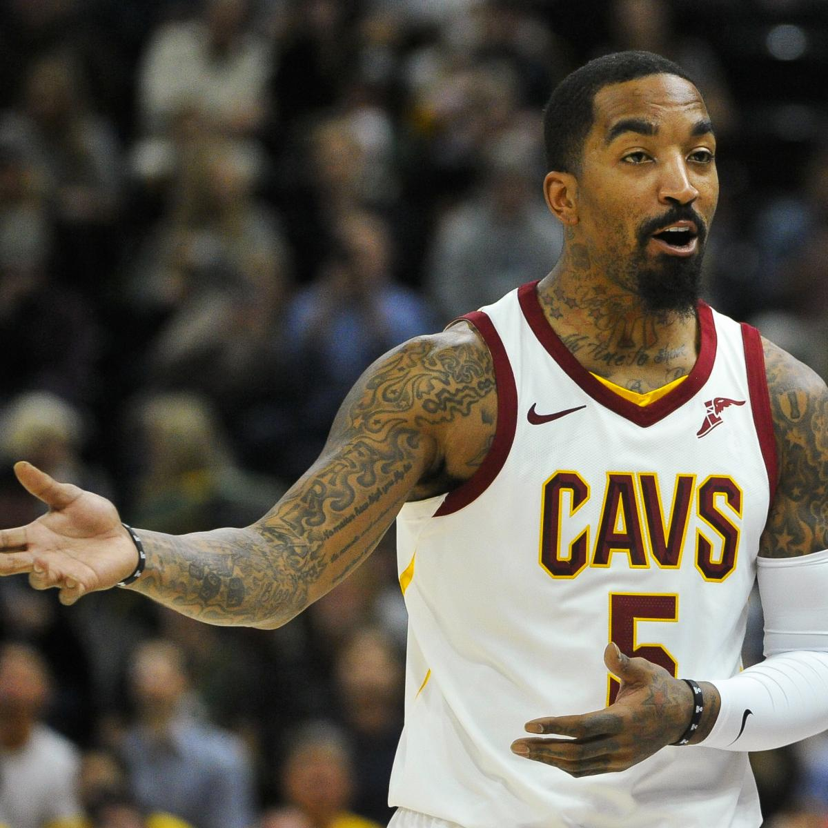 Cavaliers Trade Rumors: JR Smith Reportedly Offered To