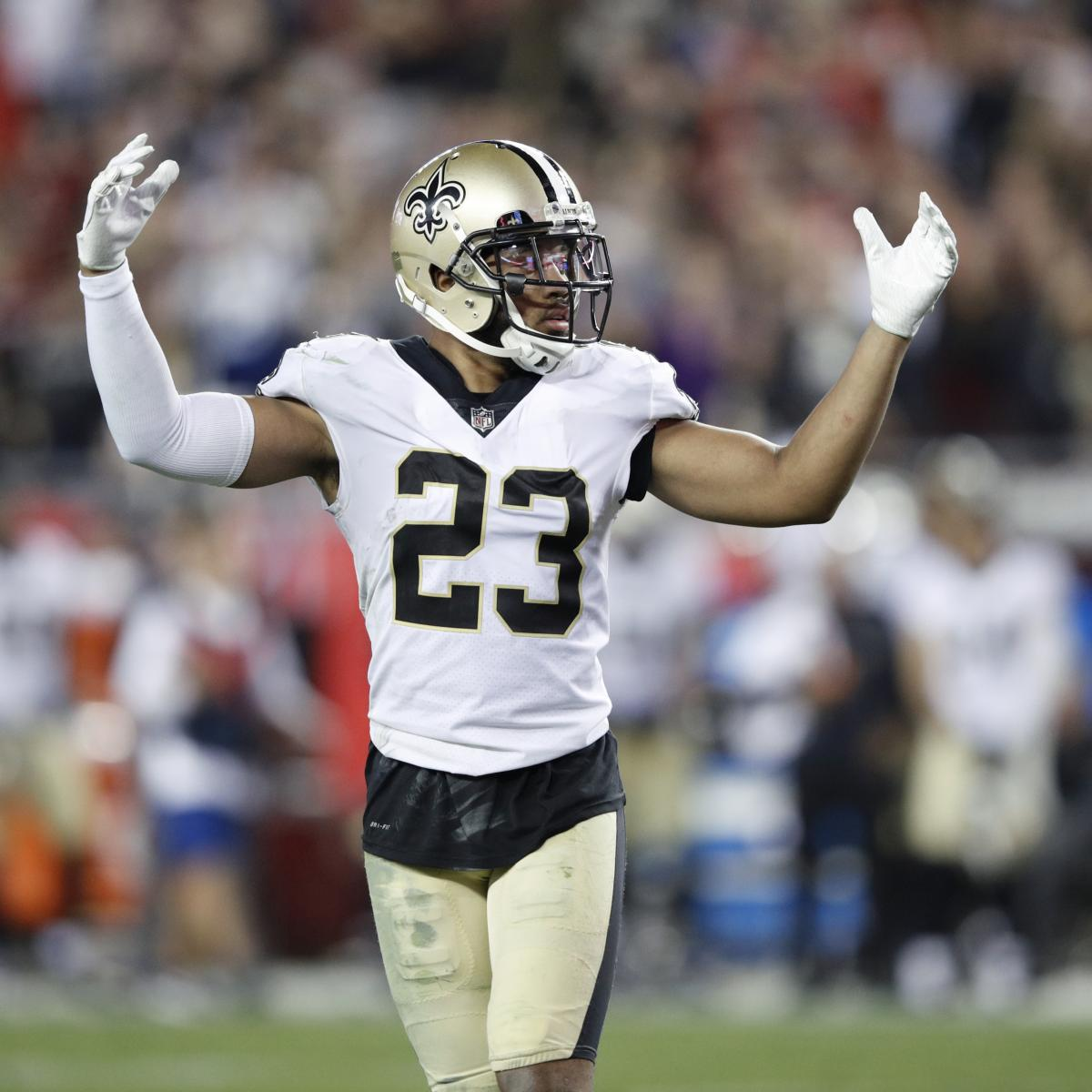 New Cover S Alert The 2017 18 Nba Rookies: Marshon Lattimore Wins 2017-18 NFL Defensive Rookie Of The