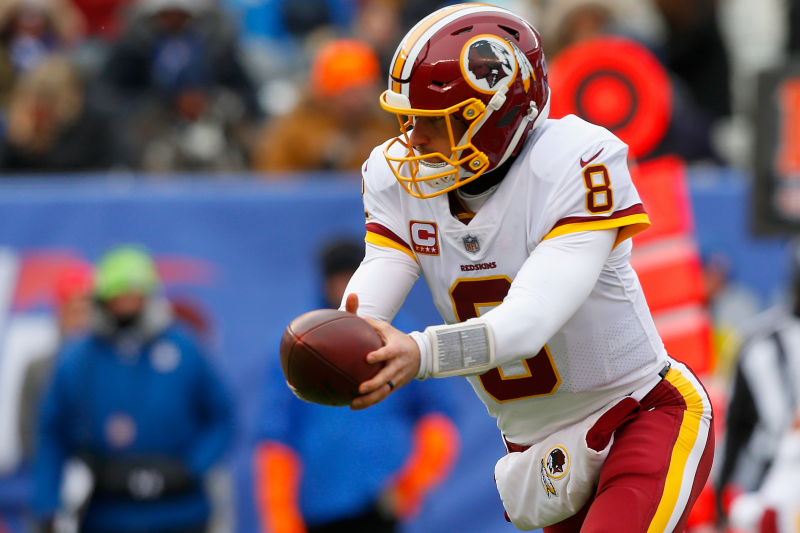 Report: Redskins May Franchise-Tag, Trade Kirk Cousins After Landing Alex Smith