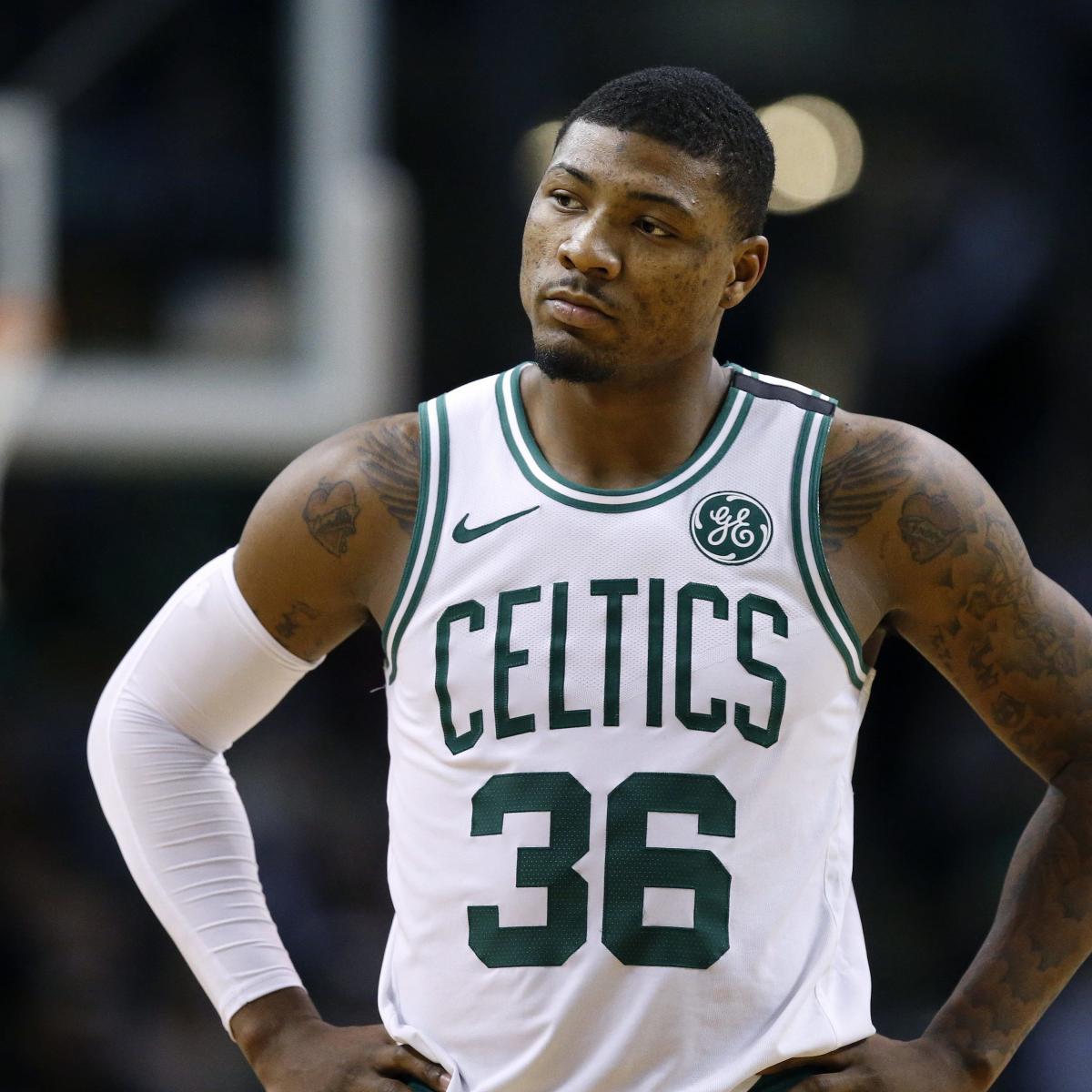Celtics Trade Rumors: Nuggets Pursuing Marcus Smart