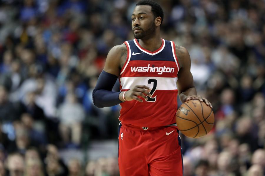 nativo Assurdo Sintomi  John Wall Won't Receive Signature Adidas Shoe, According to Leaked Contract  | Bleacher Report | Latest News, Videos and Highlights