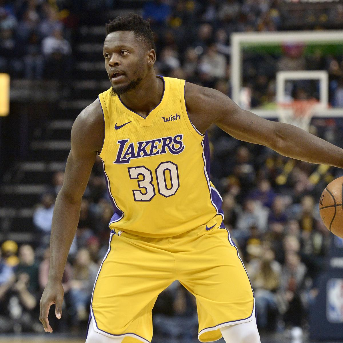 Lakers Trade Rumors: Hottest Reports Surrounding Los