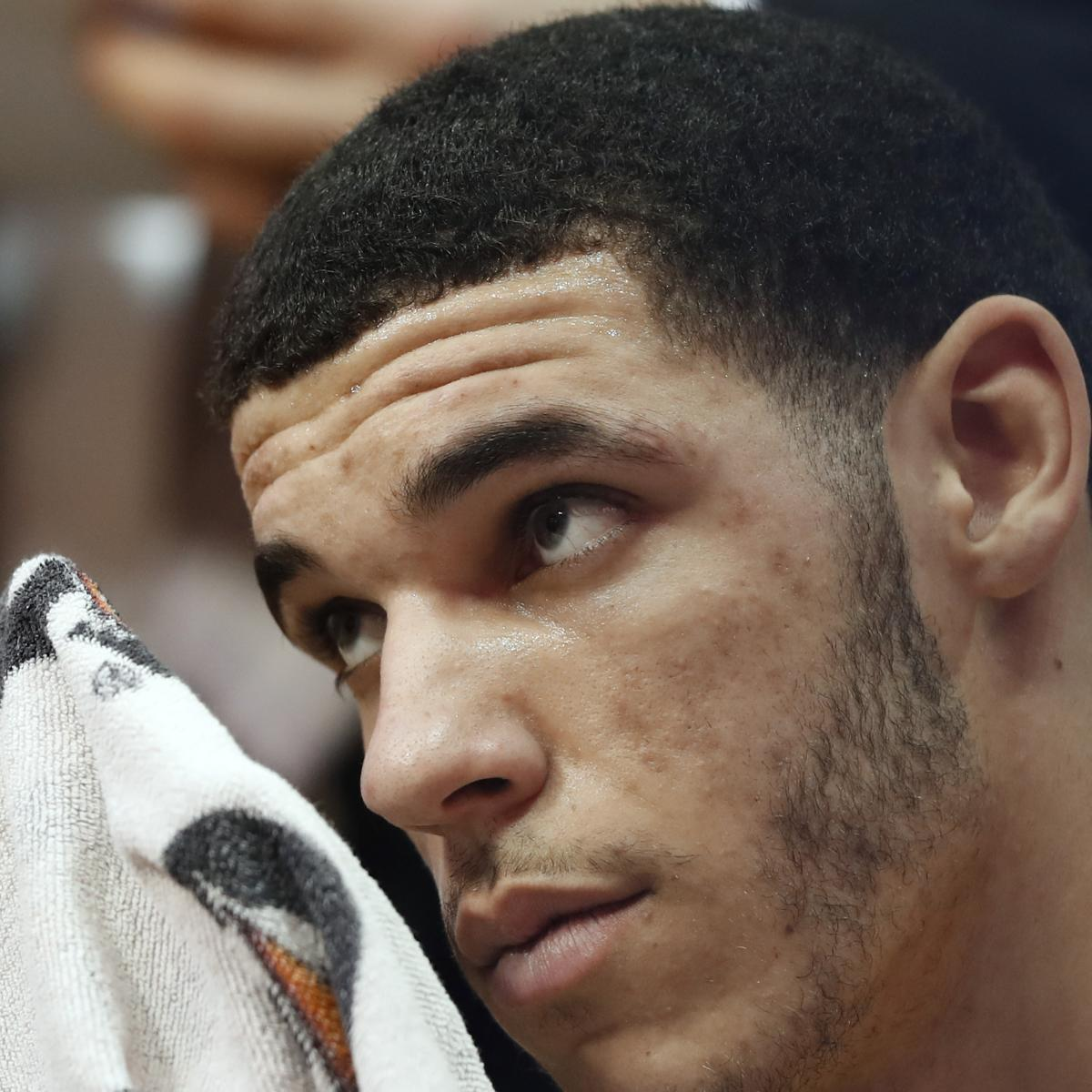 6042a68d073 Report: Lonzo Ball, Girlfriend Denise Garcia Expecting 1st Child ...