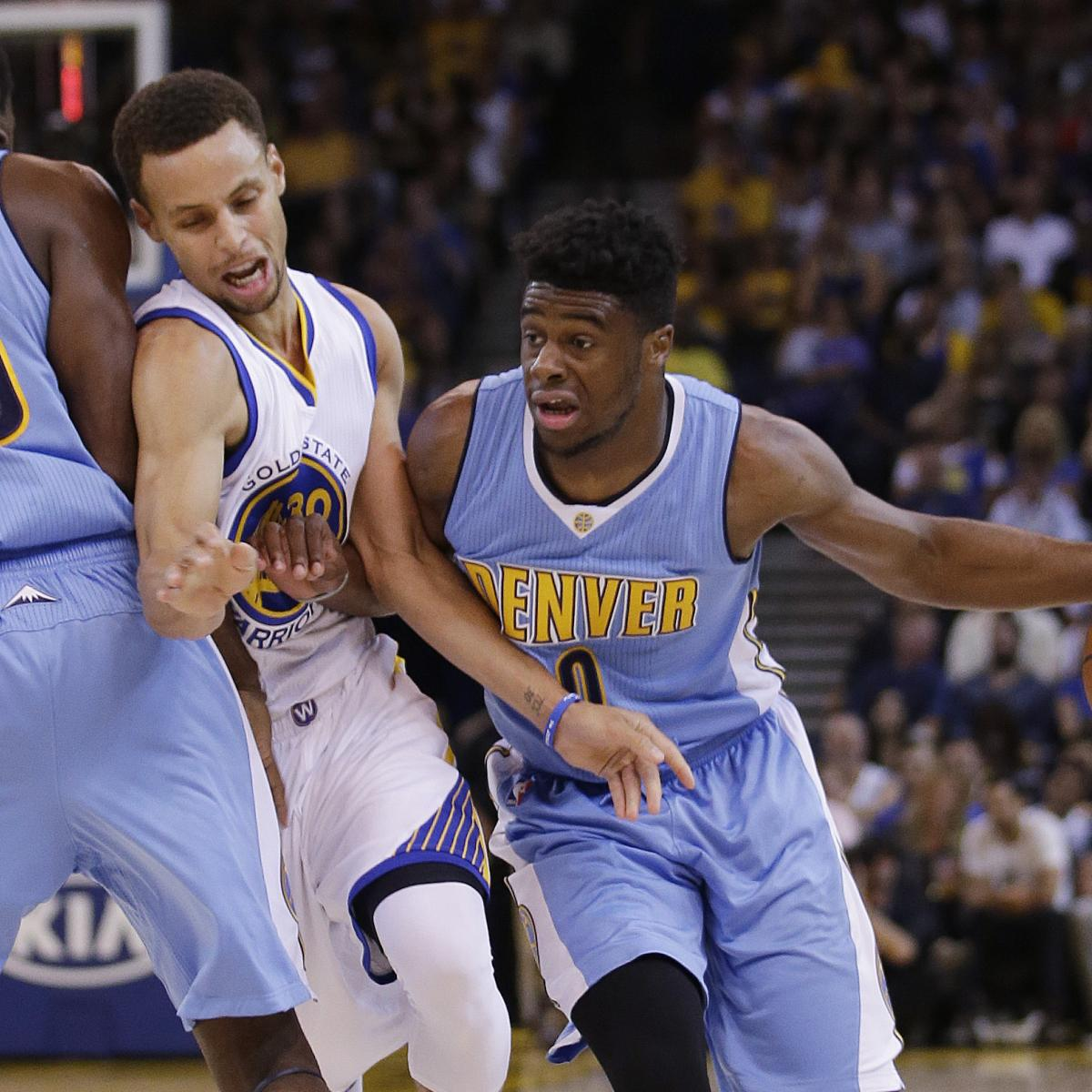 Nuggets Trade Rumors: Kenneth Faried, Emmanuel Mudiay