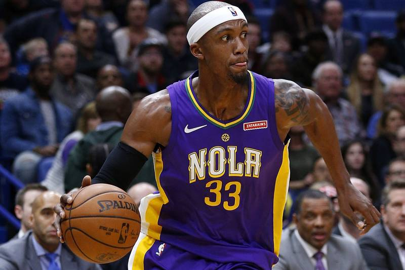 watch 180f3 8d381 Dante Cunningham Reportedly Traded to Nets; Pelicans Receive ...