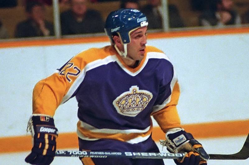 newest collection 1275d fff53 Ex-NHL Player Dave Williams Arrested, Charged with Sexual ...