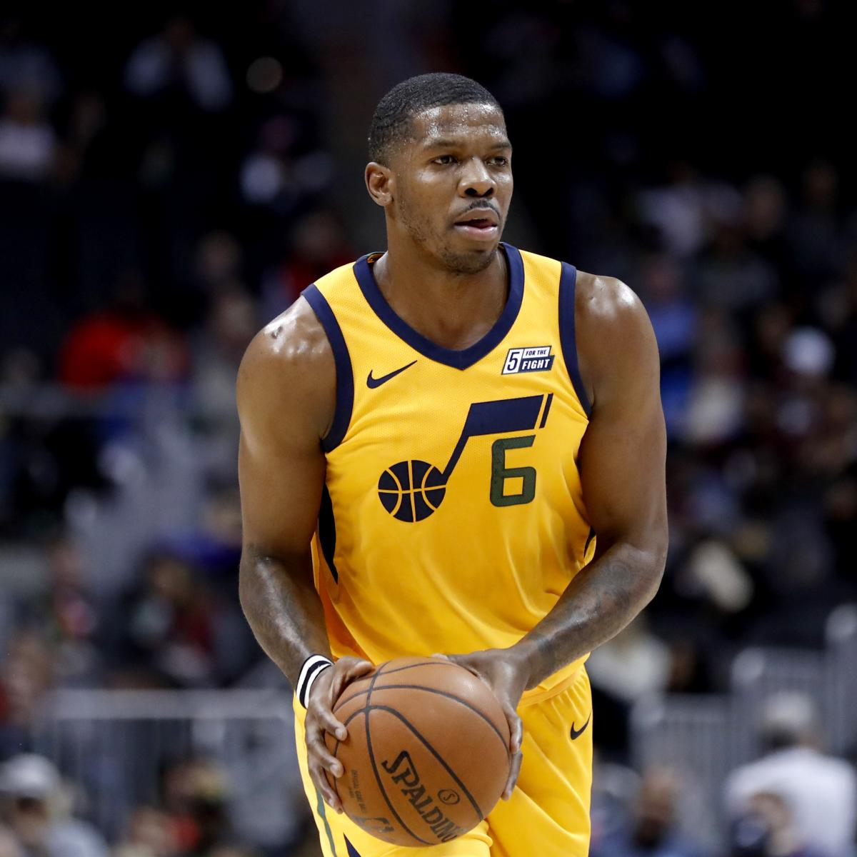 Houston Rockets Iman Shumpert: Joe Johnson Rumors: SG Is 'Committed' To Signing With