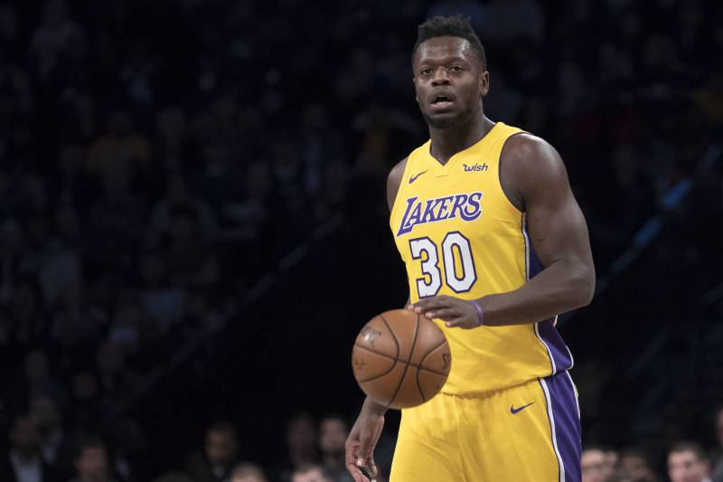 wholesale dealer b68db 40231 Report: Julius Randle, Pelicans Agree to Contract After 4 ...