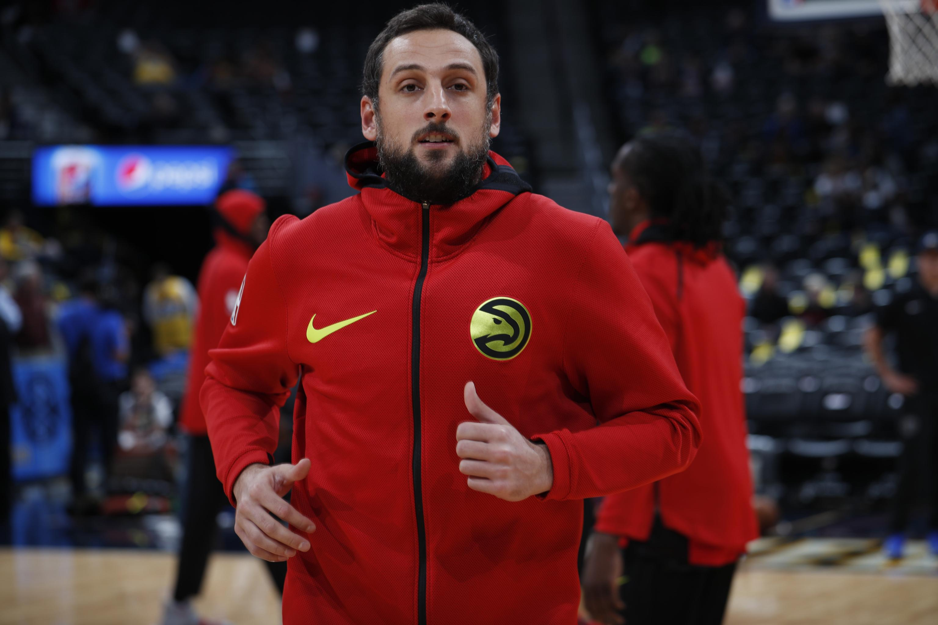 hot sales a5e2f ad6ed Marco Belinelli Reportedly Plans to Sign with 76ers After ...