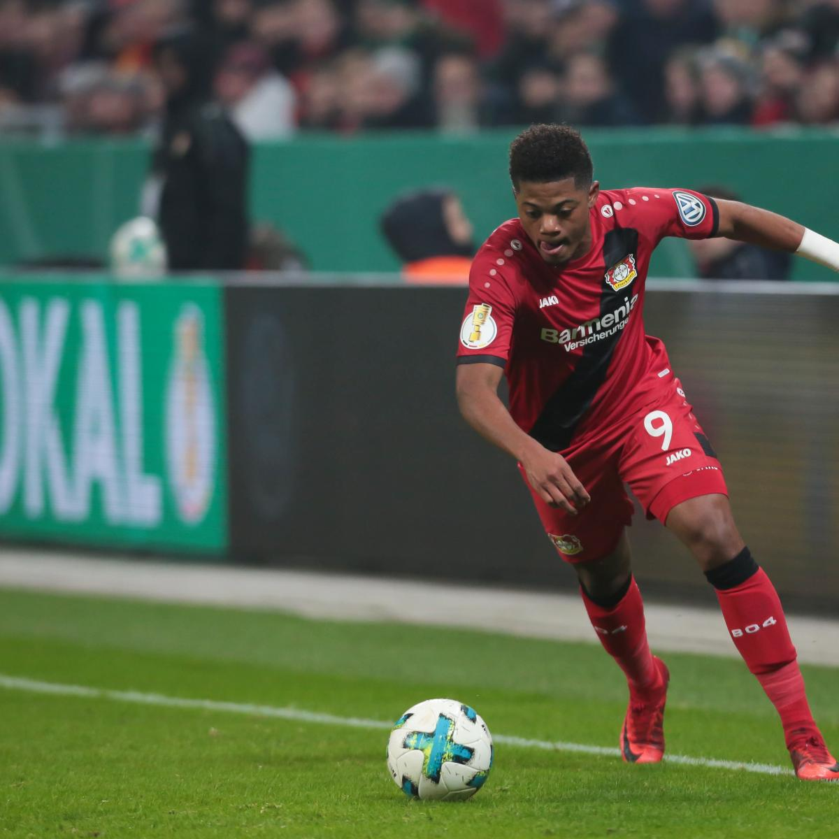 Manchester United Transfer News Arjen Robben Fee Emerges: Liverpool Transfer News: Reds Reportedly In Leon Bailey
