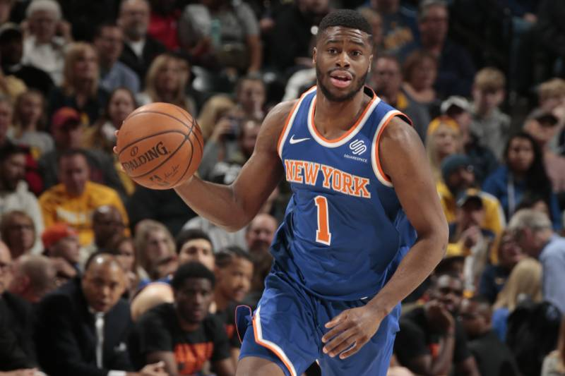 Why Did Knicks Trade for Emmanuel Mudiay When They Have Frank ... 43ac653e1