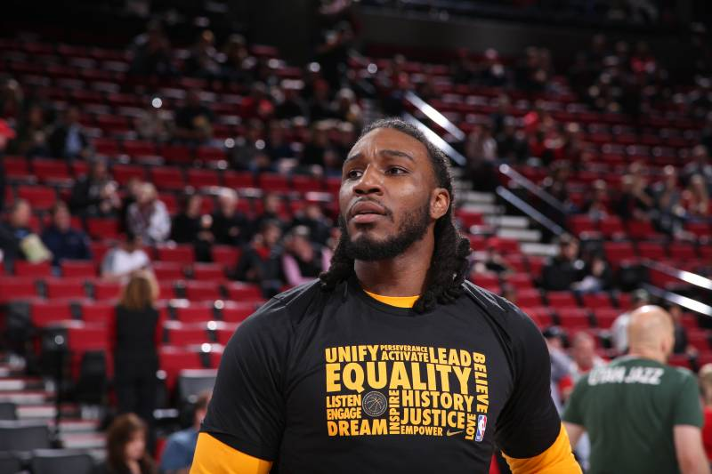 differently 8de04 3d0e6 Jae Crowder Says He 'Got Back to Having Fun' After Trade ...