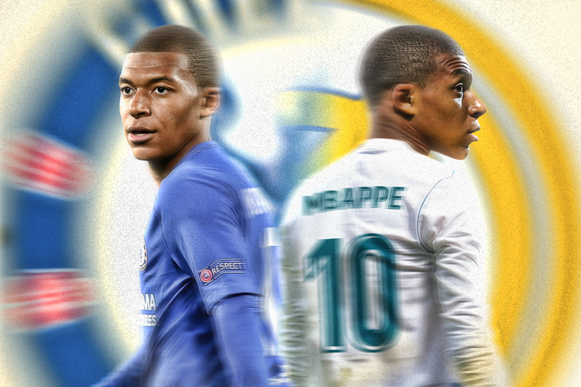 28849c7cde0 Why Young Kylian Mbappe Spurned Chelsea and Real Madrid | Bleacher ...