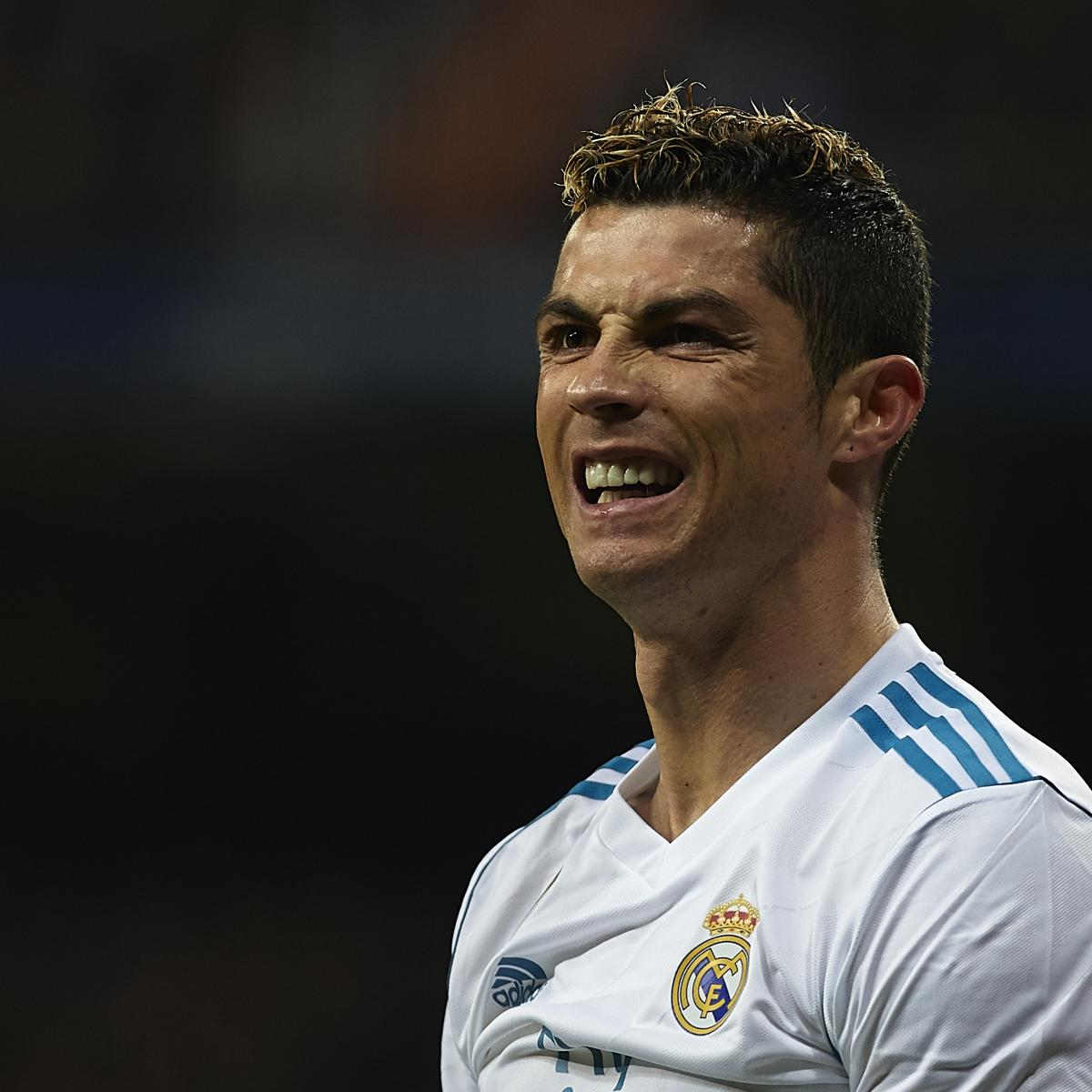 Psg Retain Champions League Favouritism Ahead Of: Cristiano Ronaldo Excluded From Fans' Combined Real Madrid