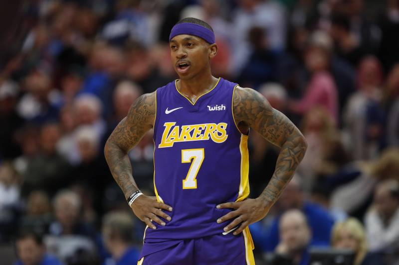 c3bbb5e672c Cavaliers Rumors  Isaiah Thomas Has No Love for LeBron James After Lakers  Trade