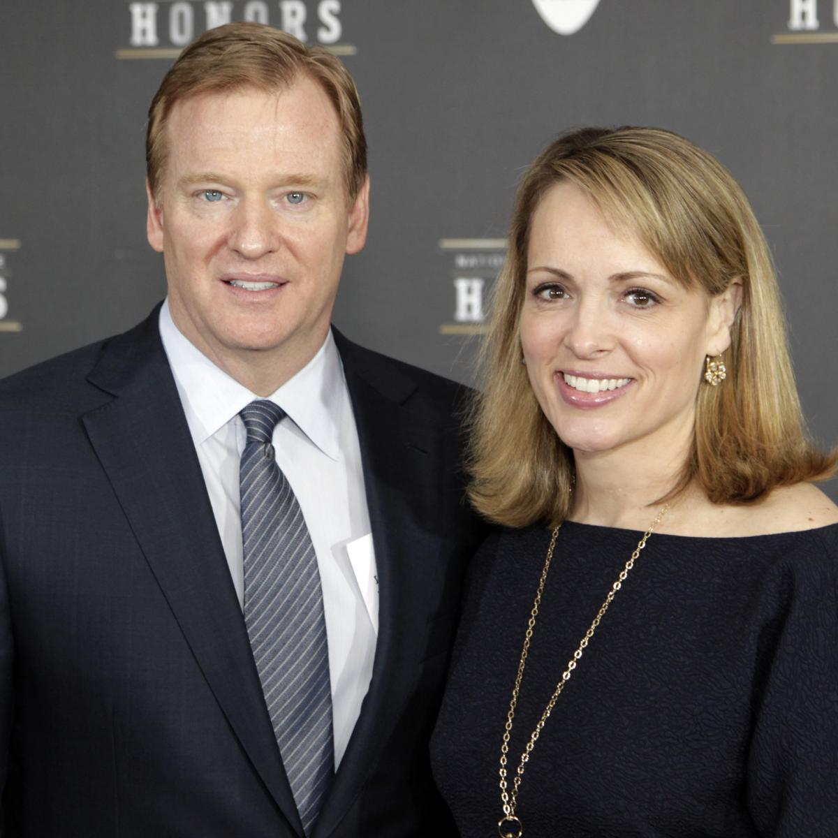 Roger Goodell S Wife Jane On Colin Kaepernick S Grievance