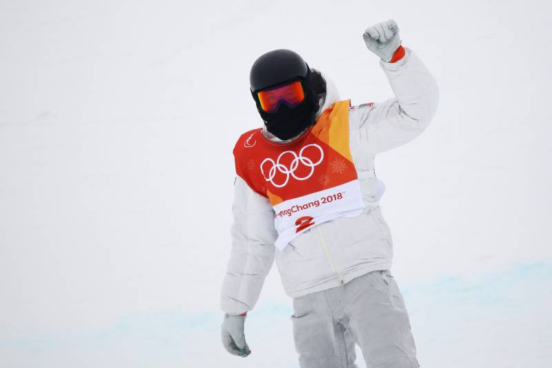 Winter Olympics Having To Relearn All >> Shaun White Wins Gold Medal In Halfpipe In 2018 Winter Olympics