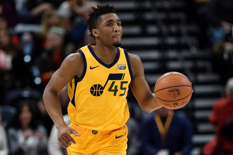 new arrival faccd abb3a NBA Rising Stars Challenge 2018: Top Contenders, Predictions ...