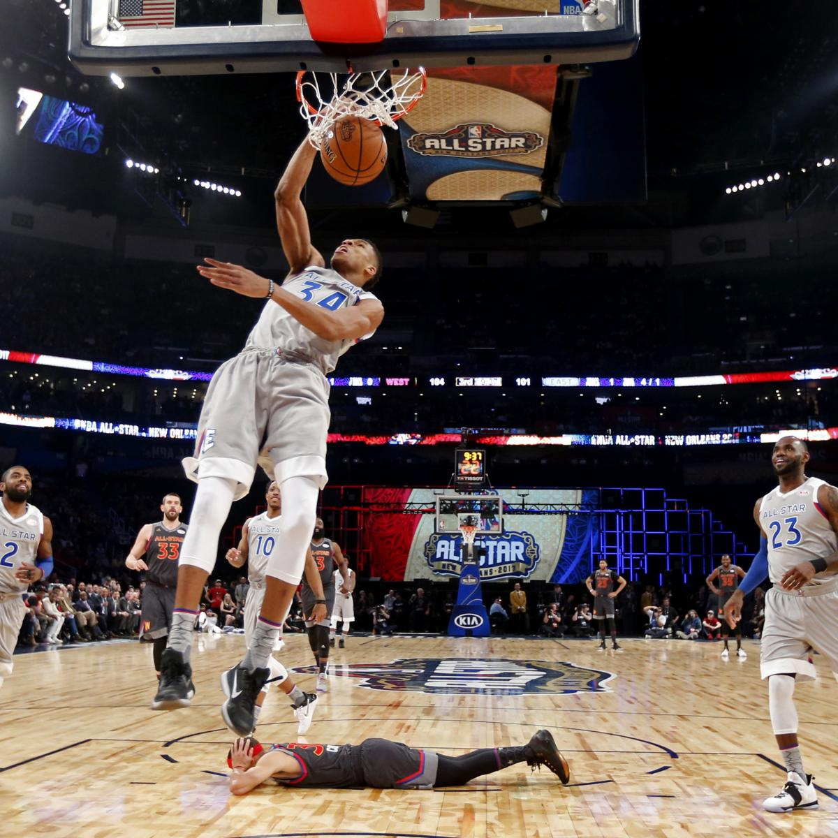 Will $100,000 Prize Make NBA All-Star Game More
