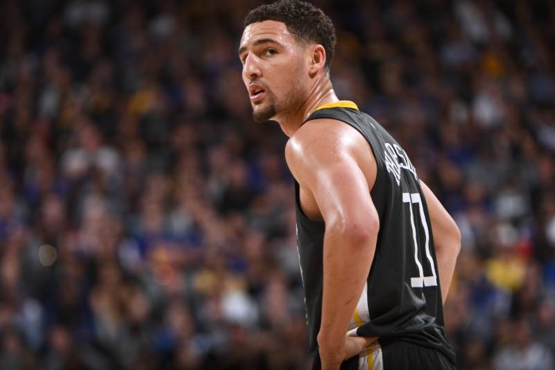 322a5e23c346 Klay Thompson Says Goal Is to Play for Warriors His Entire Career ...