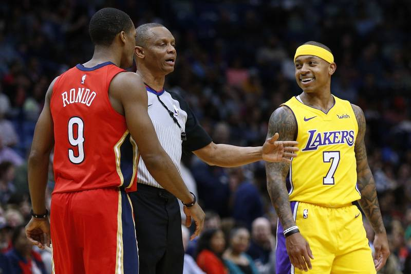 premium selection 2b4cc 2b373 Why Does Rajon Rondo Have so Much Beef with Isaiah Thomas ...