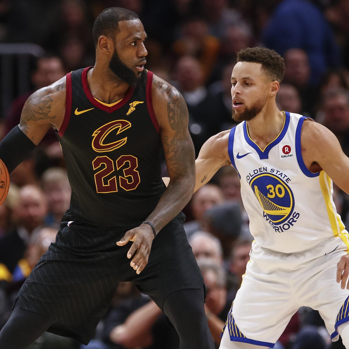 Nuggets Injury Report: NBA All-Star Game 2018 Rosters: LeBron Vs. Steph Starters