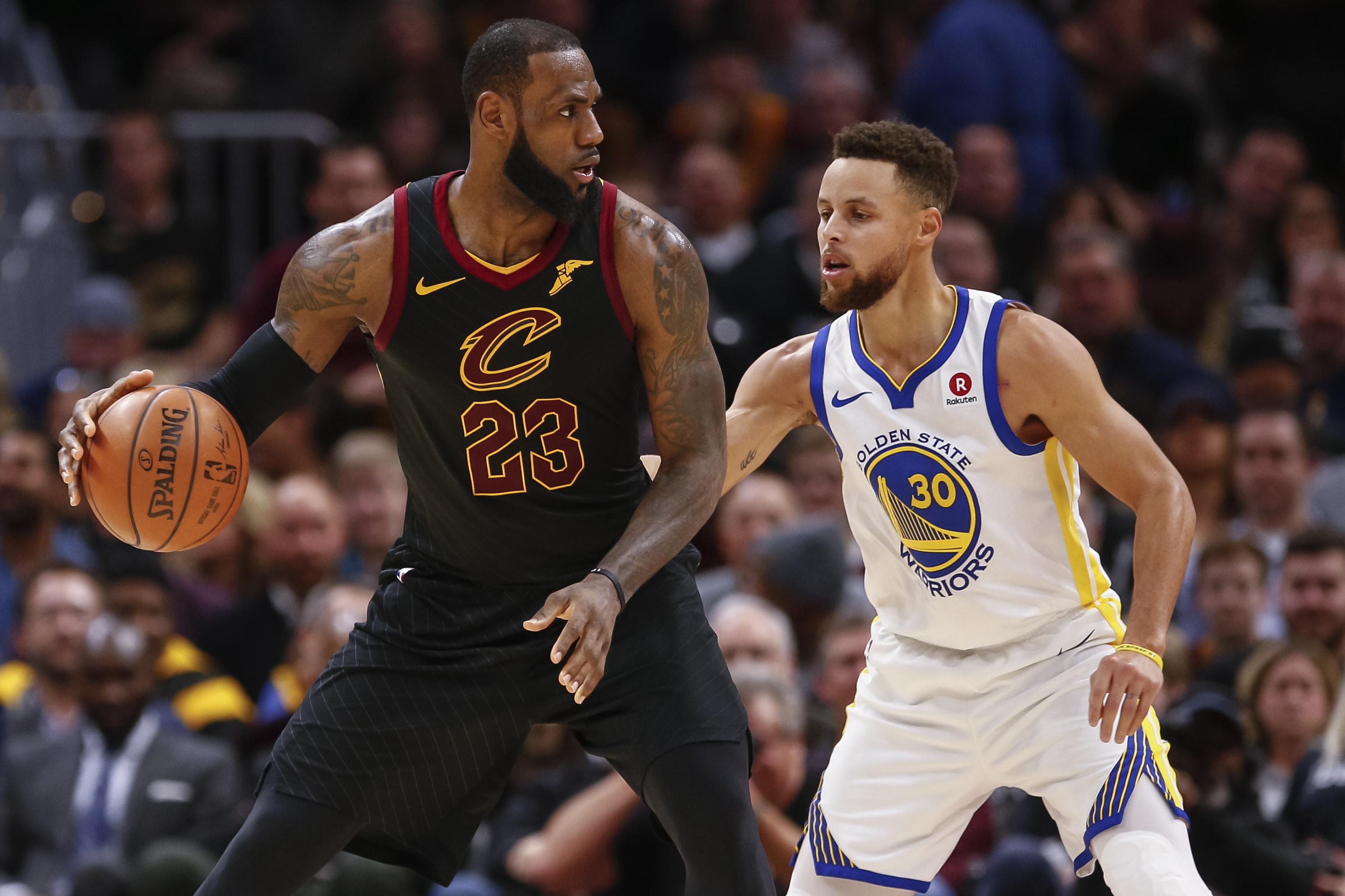 Nba All Star Game 2018 Rosters Lebron Vs Steph Starters Reserves Injury News Bleacher Report Latest News Videos And Highlights